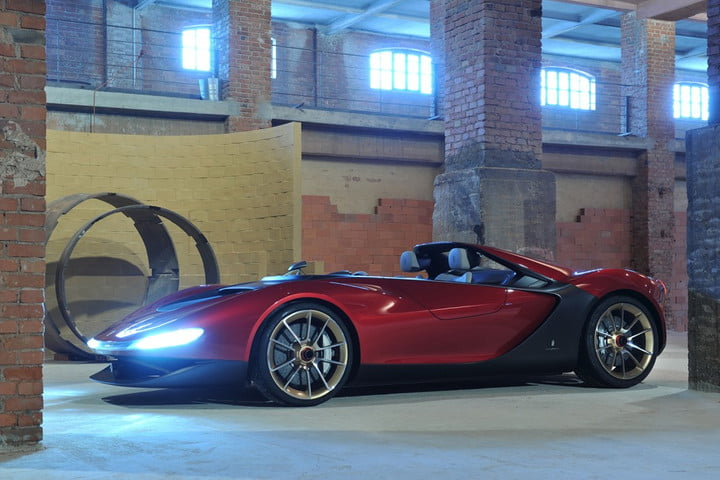 the top ten most expensive cars in world ferrari pininfarina sergio