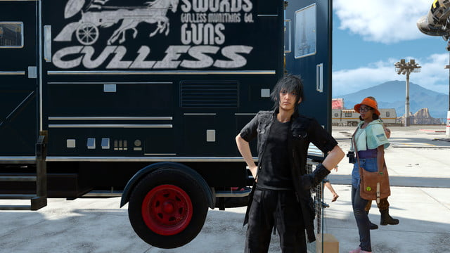 Final Fantasy Xv Pc Performance Guide Digital Trends