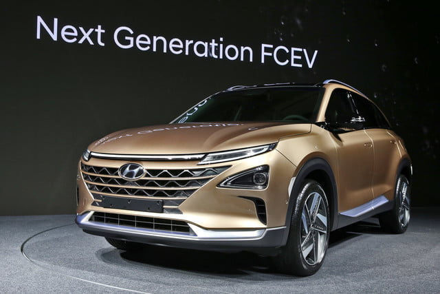 is hyundais next gen fuel cell suv the future of cars or a footnote