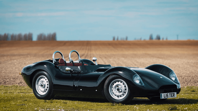 1958 lister knobbly contination made for customer with wheel spinners