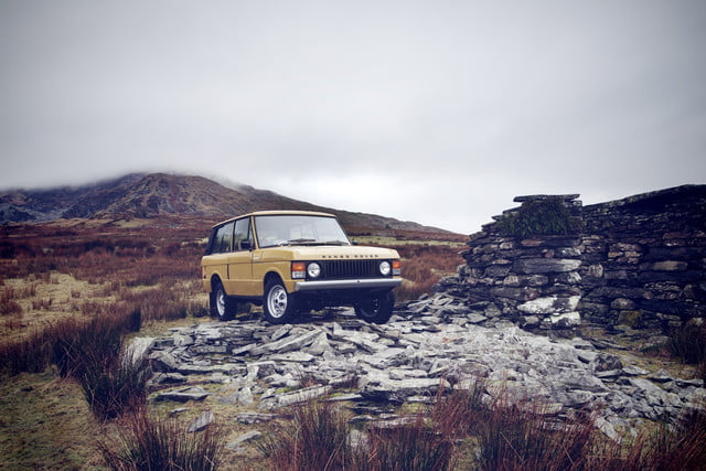 1978 Land Rover Range Rover Classic