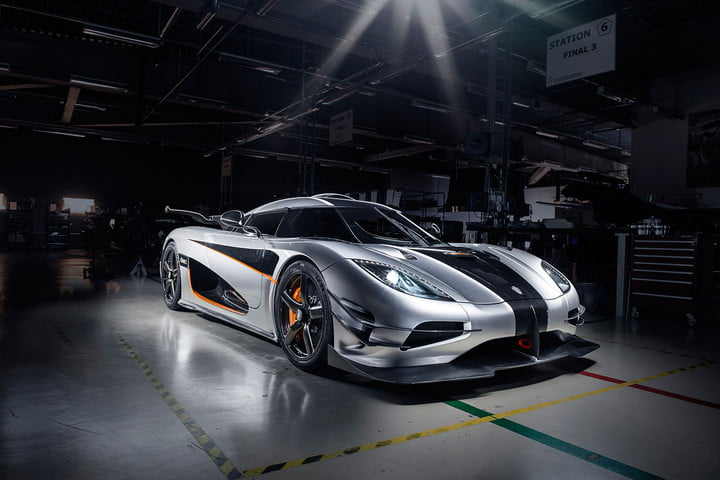 the top ten most expensive cars in world  million koenigsegg one