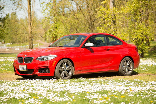 2014 BMW M235i front right