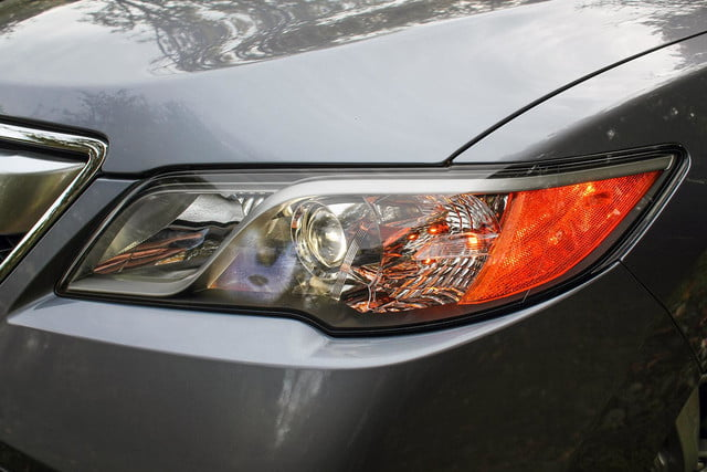 2015 Acura RDX first drive headlight