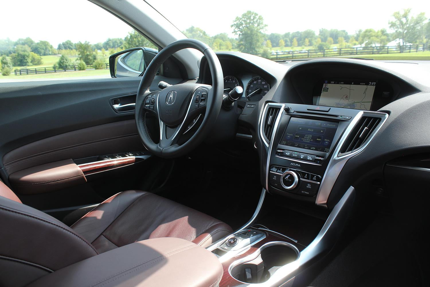 first drive 2015 acura tlx digital trends. Black Bedroom Furniture Sets. Home Design Ideas