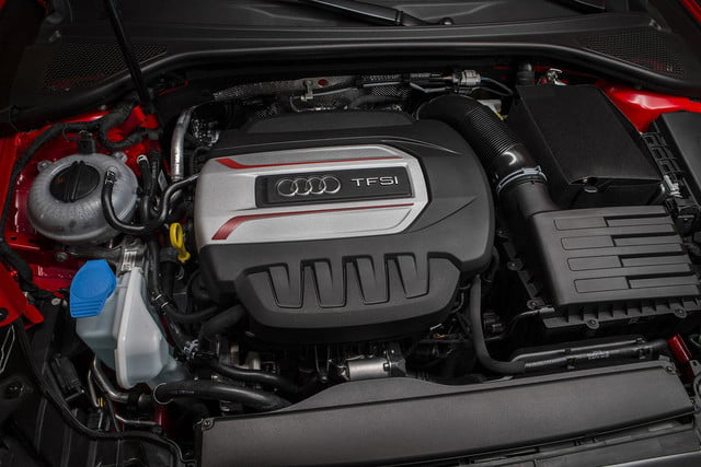 Audi S Review Digital Trends - Audi s3 engine