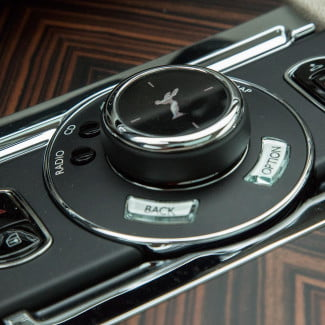 2015 Rolls Royce Wraith Center Dial