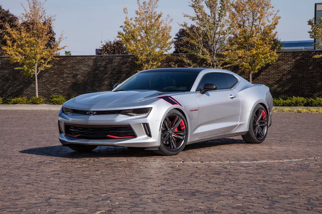 2015-SEMA-Chevrolet-Camaro-Red-Line