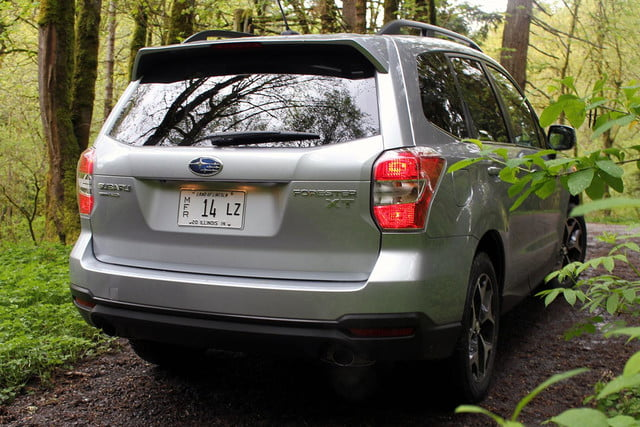 2015 Subaru Forester Xt Review Digital Trends