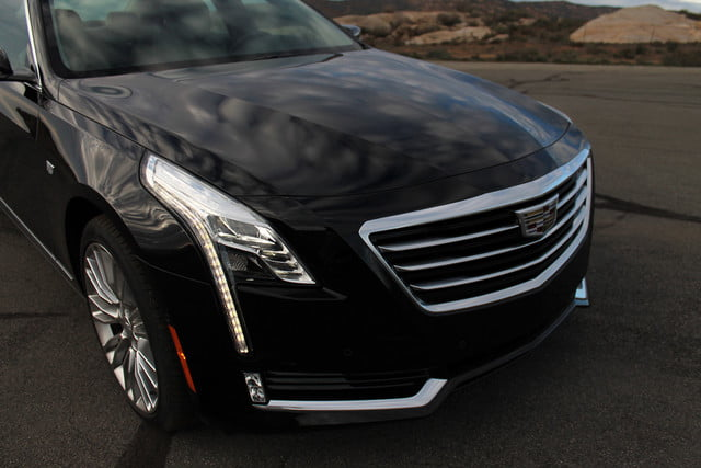 2016 Cadillac CT6 First Drive