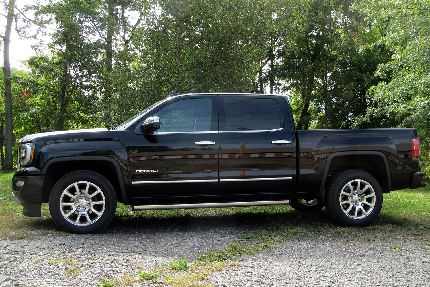 2016 gmc sierra 1500 denali first drive review digital. Black Bedroom Furniture Sets. Home Design Ideas