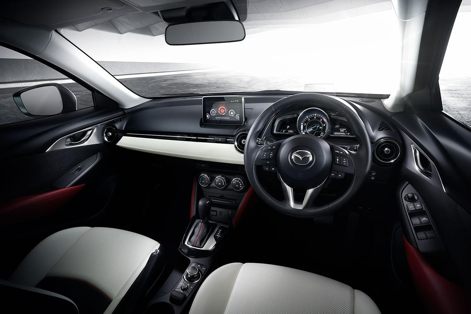 2016 mazda cx 3 subcompact review digital trends. Black Bedroom Furniture Sets. Home Design Ideas