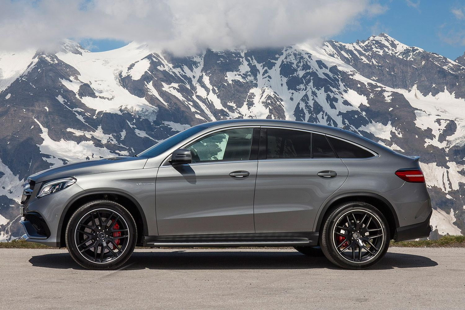 2016 Mercedes Amg Gle 63 S Coupe First Drive Digital Trends