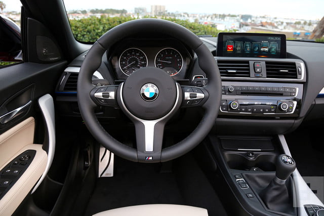 2017 BMW M240i Review drivers