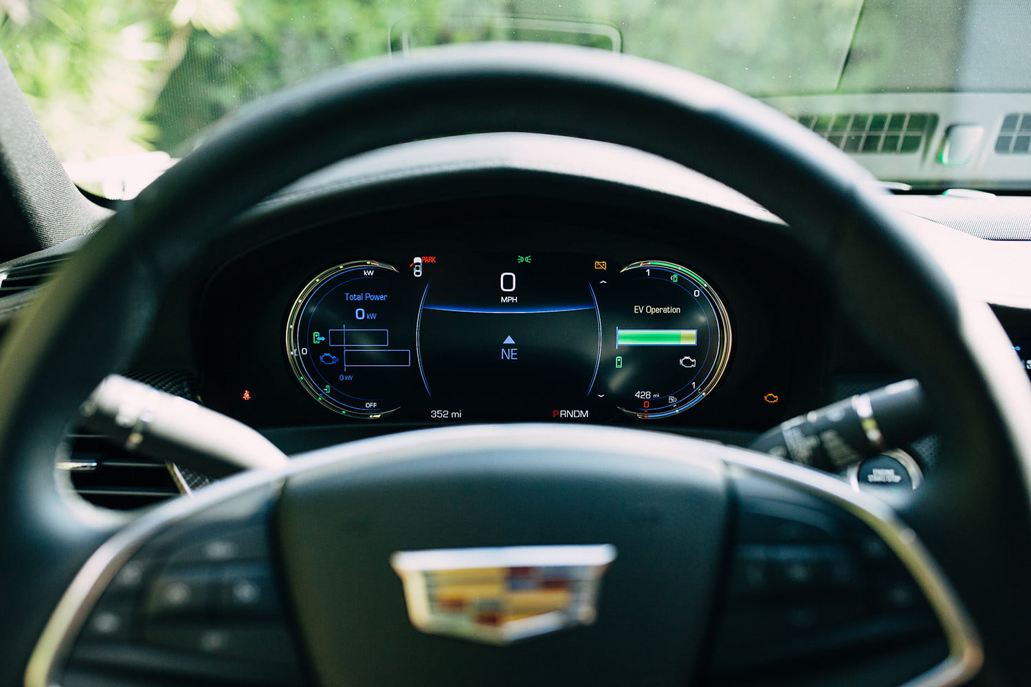2017 cadillac ct6 plug in first drive review digital trends. Black Bedroom Furniture Sets. Home Design Ideas