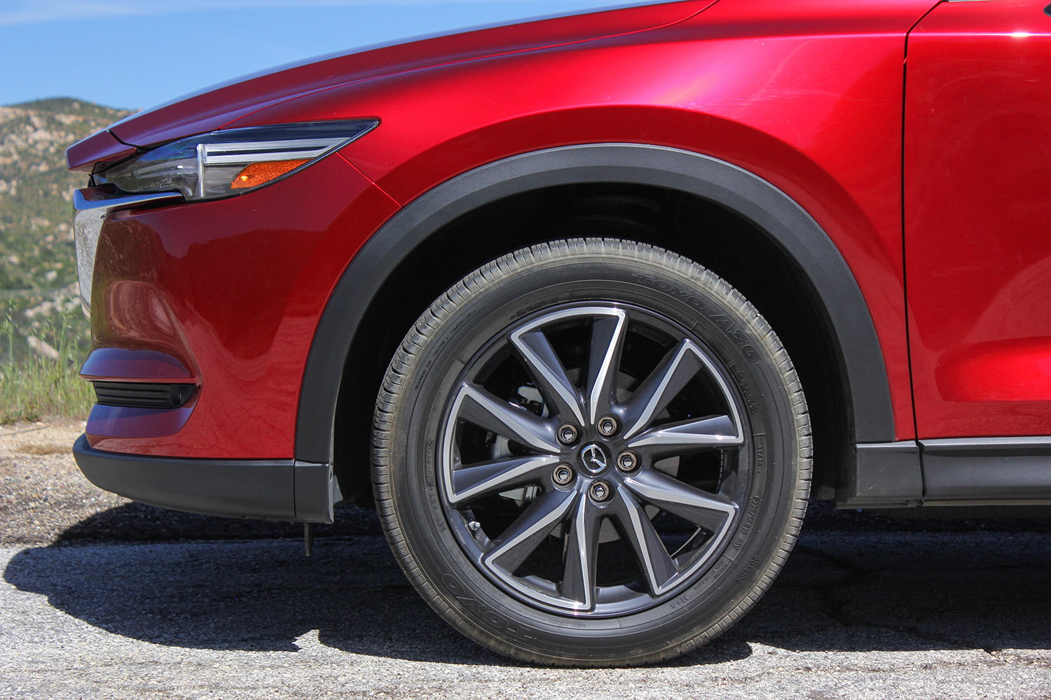 2017 Mazda Cx 5 First Drive Review 12