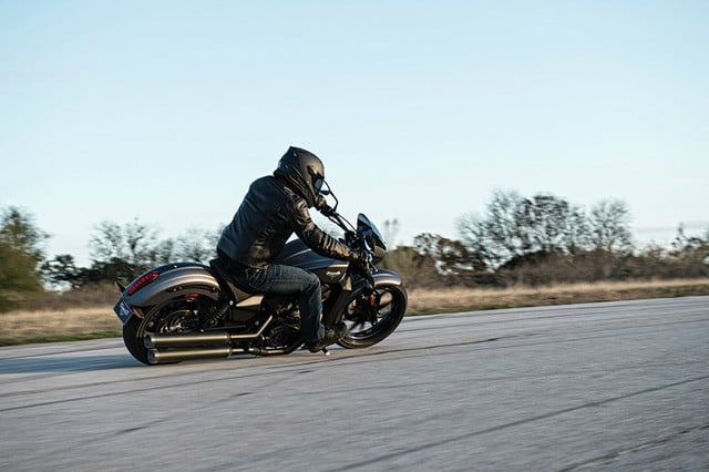 2017 Victory Octane lean