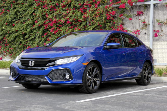 2017 Honda Civic Hatchback Sport In Depth Review Digital Trends