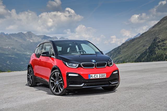 2018 Bmw I3 News Range Specifications Performance Price