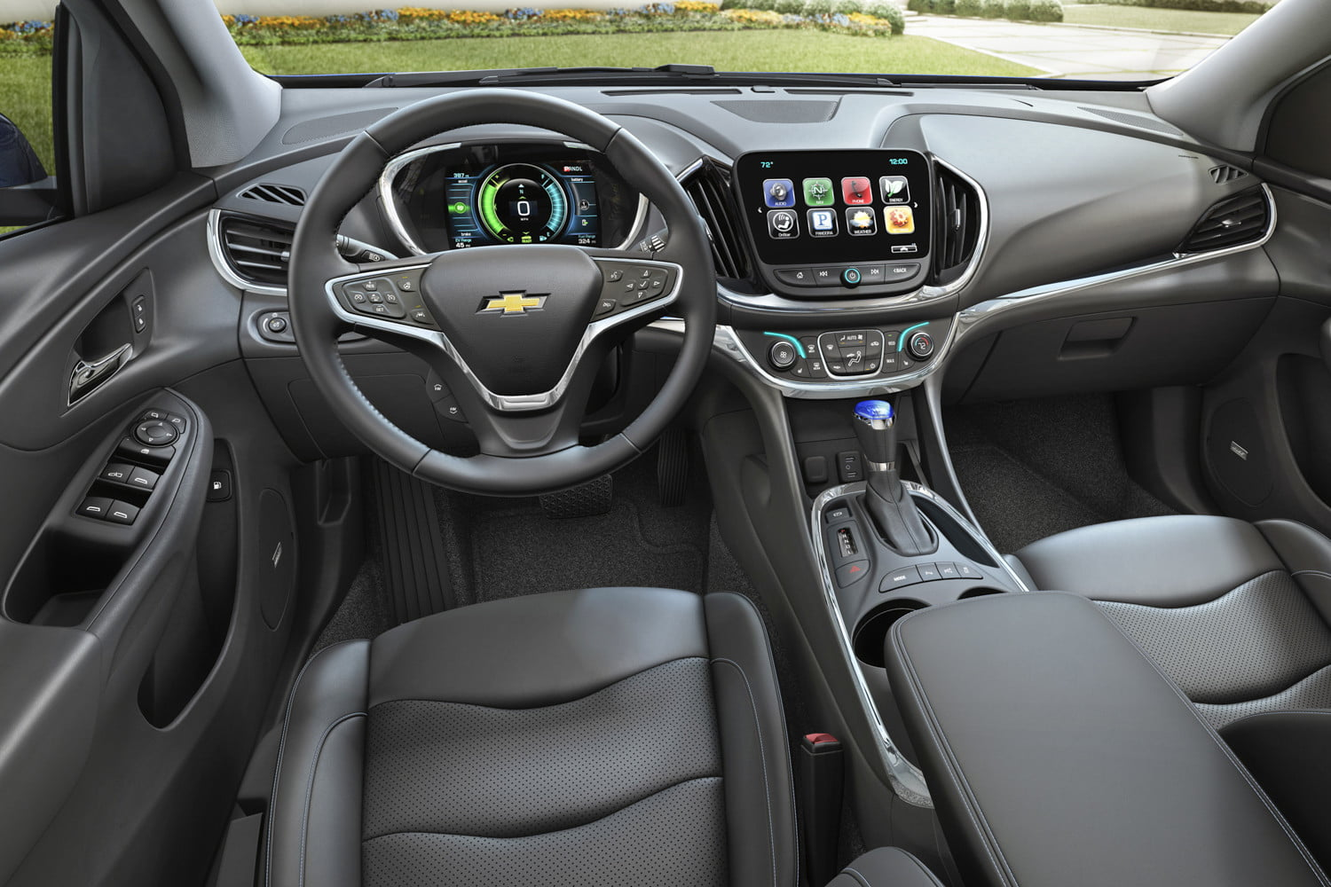 2018 Chevrolet Volt Tech