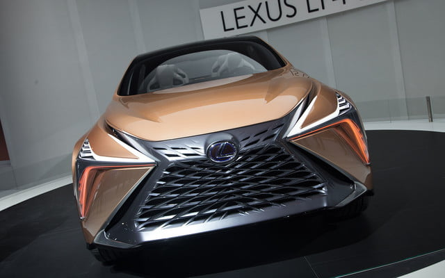 the lexus lf 1 limitless concept previews a new direction for flagship crossover 2018 detroit  16
