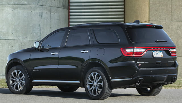 The 2018 Dodge Durango Isn't an SUV, but it Sure Works Like