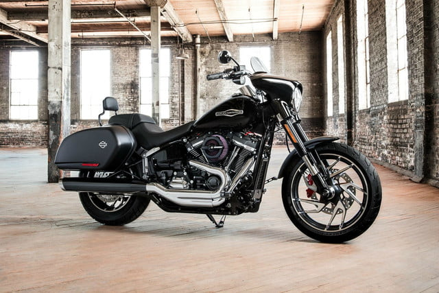 2018 harley davidson motorcycles everything you need to. Black Bedroom Furniture Sets. Home Design Ideas
