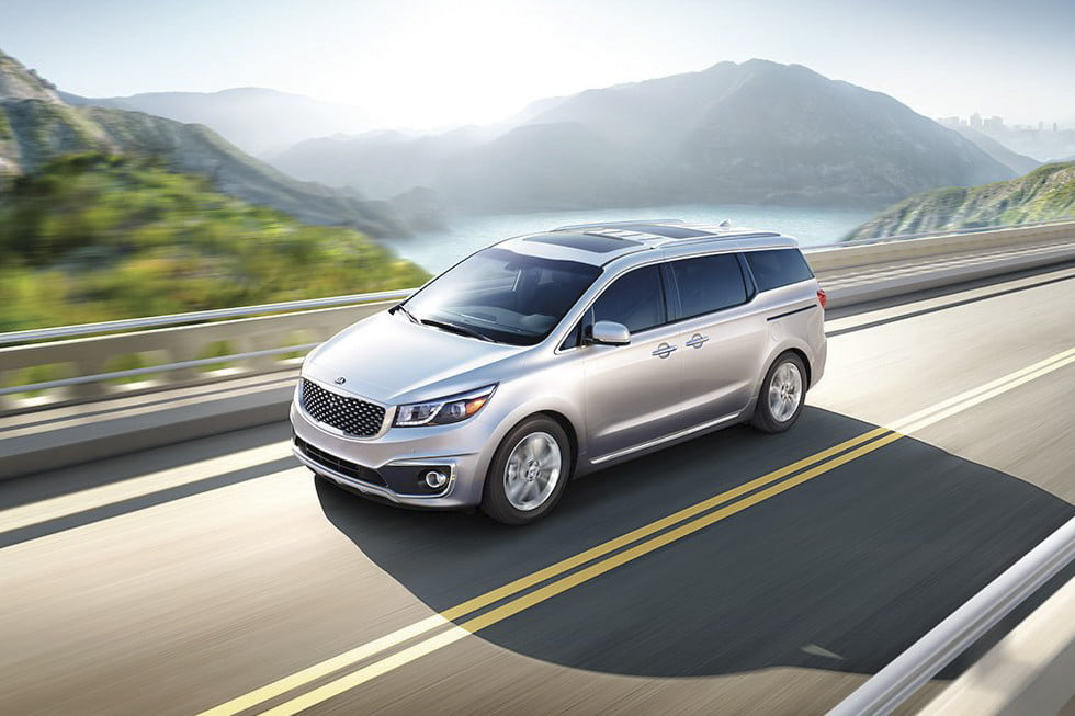 The Best Minivans You Can Buy | Pictures, Specs, Prices ...