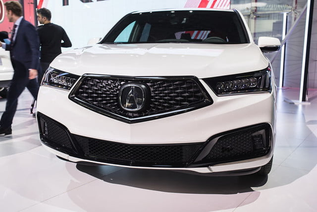 acura surprises with an mdx a spec at new york 2018  2019 6