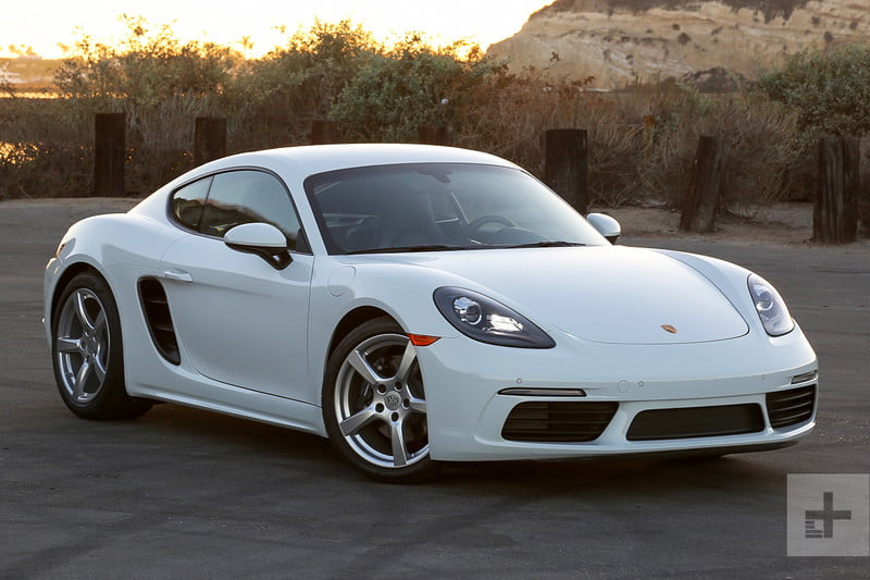 2018 Porsche 718 Cayman Review  S