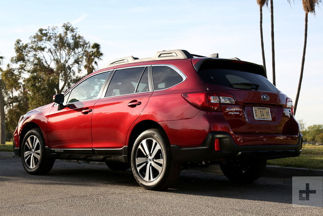 2018 Subaru Outback Review Pictures Specs Pricing Digital Trends