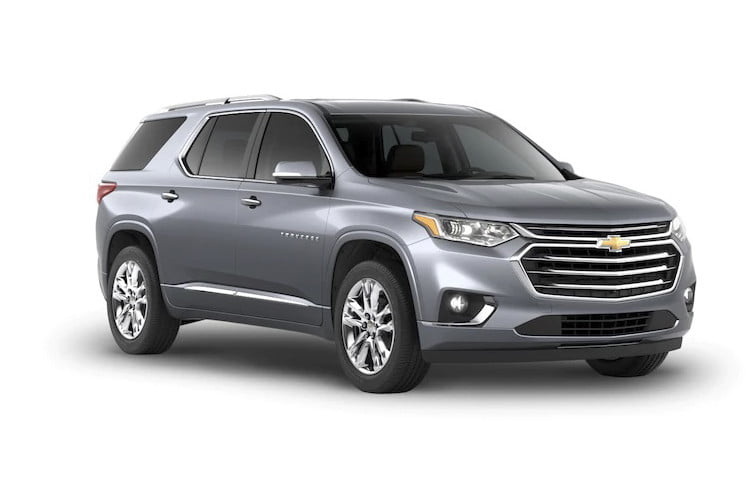 all new 2018 chevrolet traverse redesign puts the emphasis on spaciousness. Black Bedroom Furniture Sets. Home Design Ideas