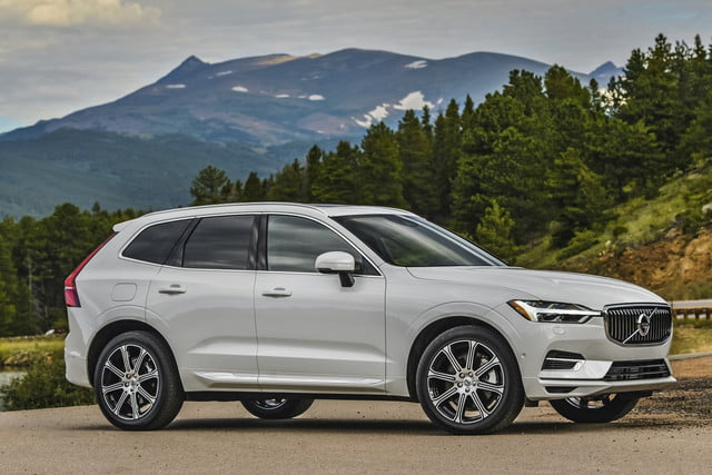 2018 volvo xc60 t8 first drive review digital trends. Black Bedroom Furniture Sets. Home Design Ideas