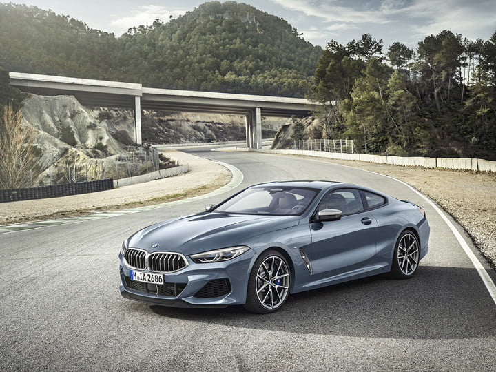 2019 bmw 8 series pictures specs