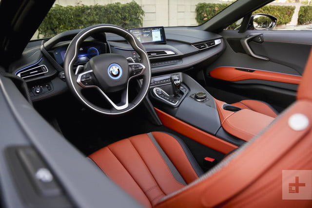 2019 BMW i8 Roadster Review