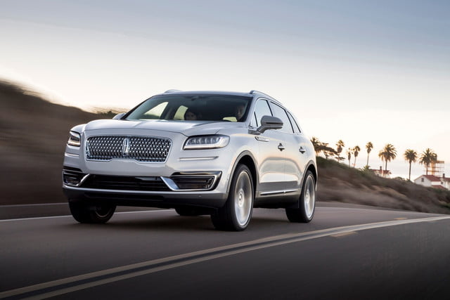 Lincoln Nautilus Charts A New Course For Fords Luxury Brand - Ford lincoln
