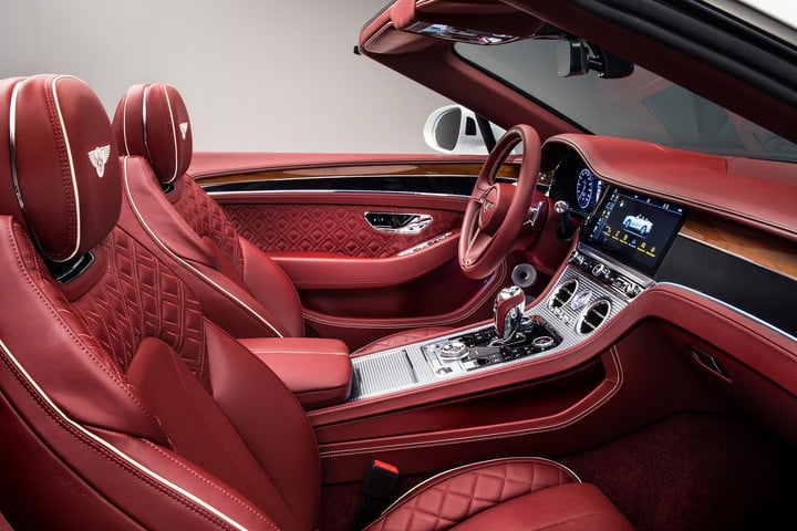 2020 Bentley Continental GT Convertible