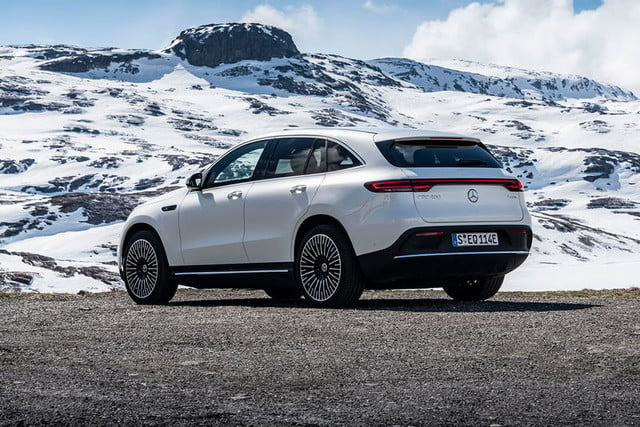 2020 Mercedes-Benz EQC First Drive Review: Luxury ...
