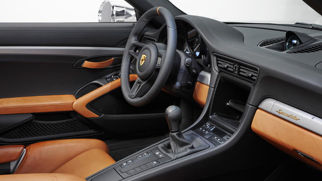 500hp porsche 911 speedster coming in 2019 as limited edition model 2365181 concept 2018 ag