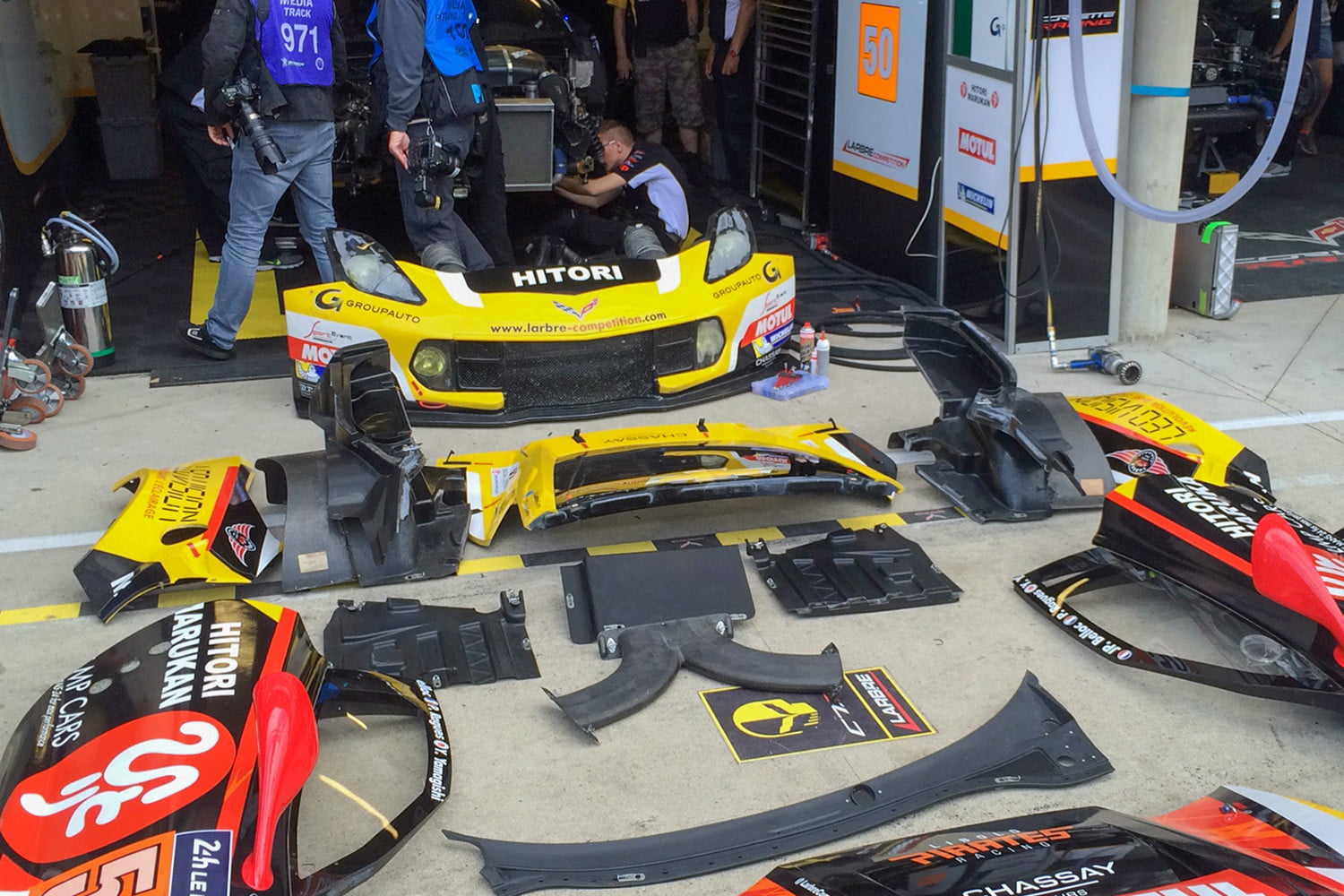 The Hours Of Le Mans Is The Proving Ground For Car Tech