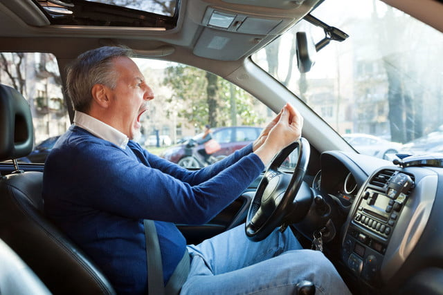 Nearly 80 Percent of Drivers Express Significant Anger ...