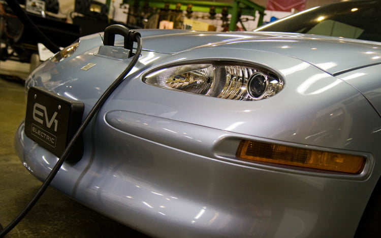 How does GM's fabled EV1 stack up against the current crop of electrics? | Digital Trends