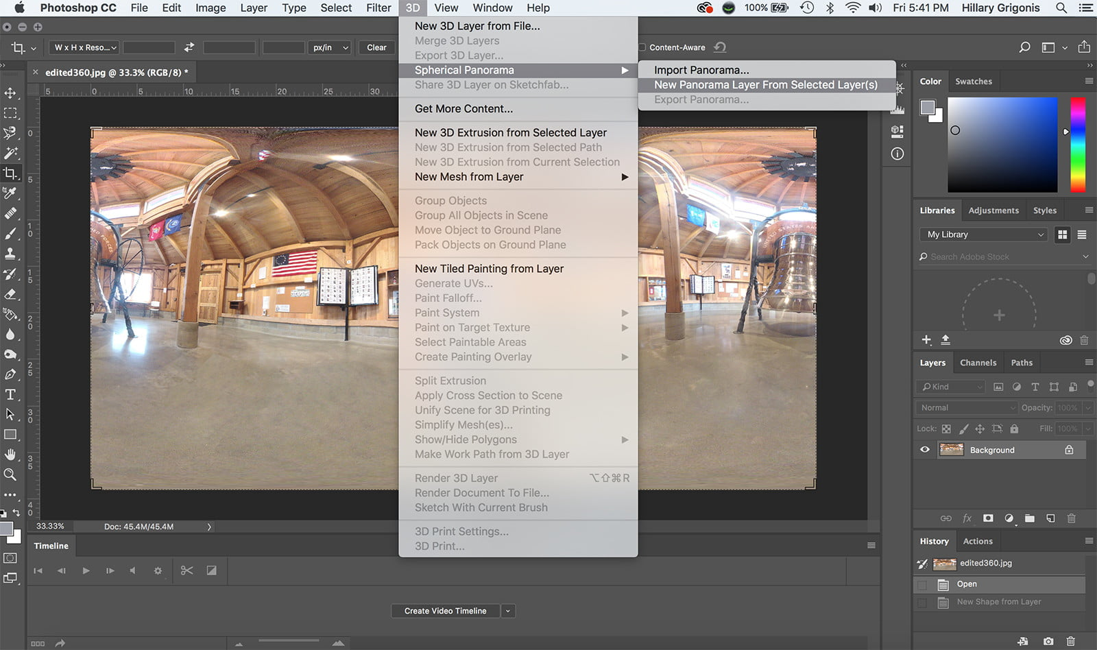How To Edit 360 Photos in Photoshop in 6 Easy Steps | Digital Trends