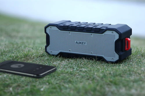 Pick Up a Waterproof Bluetooth Speaker for Under $75 at