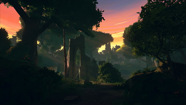 Absolver review scenery
