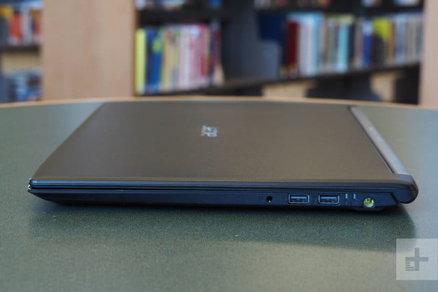 Acer Aspire 5 review ports 2