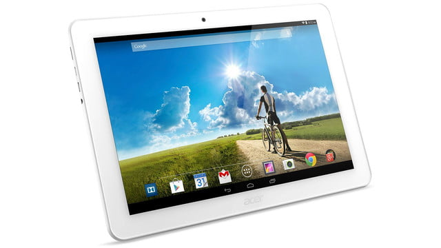 embargo 93 620am et acer goes tablet crazy ifa 2014 iconia tab 8 w 10 one right facing white press image