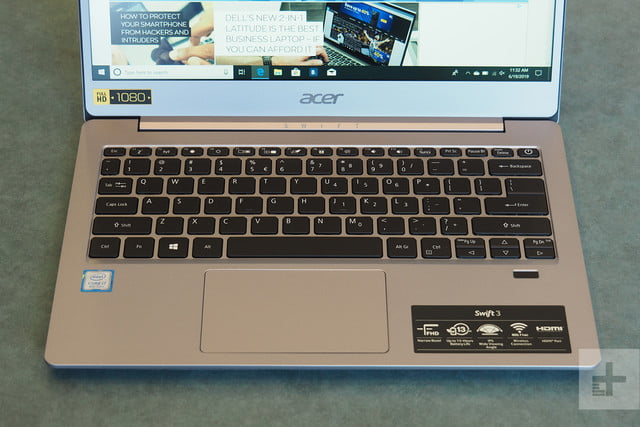 acer swift 3 13 2019 review acerswift3132019 12