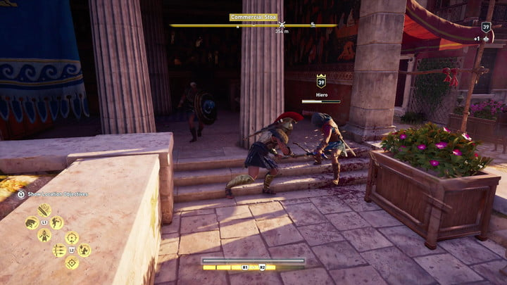 assassins creed odyssey beginners guide to getting started aco parry
