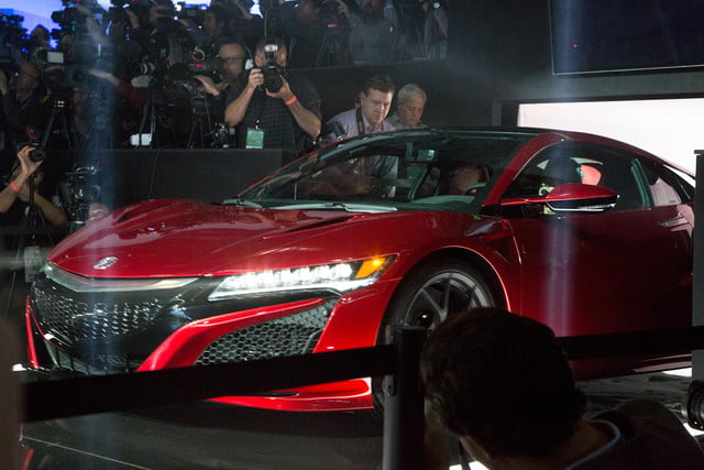 2016 acura nsx official specs pictures and performance reveal das2015 002